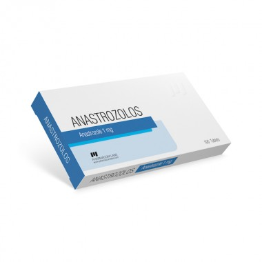 Anastrazolos 1 mg Pharmacom Labs