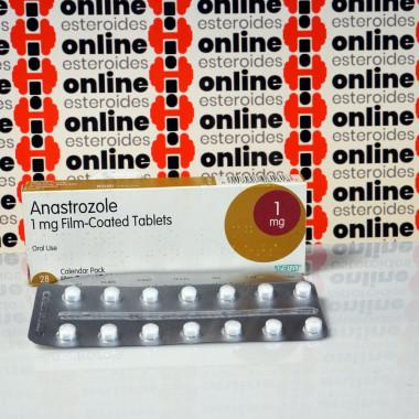 Anastrozole 1 mg Teva