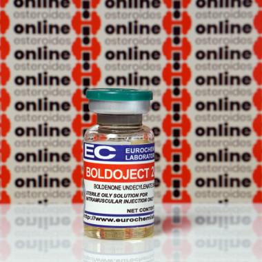 Boldoject (Boldenone Undecylenate) 200 mg Eurochem Labs