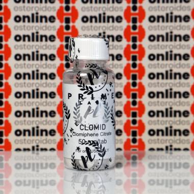 Clomid 50 mg Prime