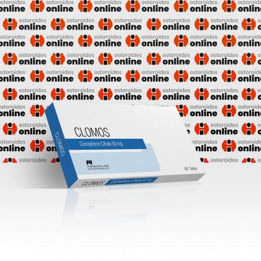 Clomos 50 mg Pharmacom Labs