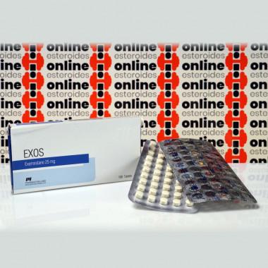 Exos 25 mg Pharmacom Labs