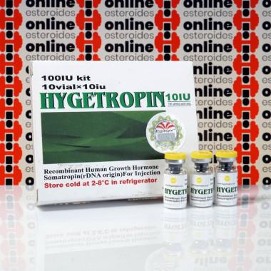 Hygetropin 10 IU Zhongshan