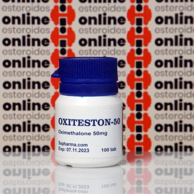 Oxiteston 50 mg Sopharma