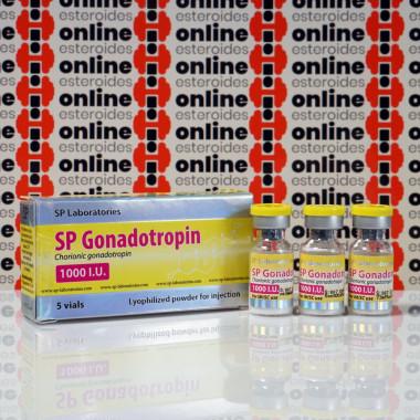 SP Gonadotropin 1000 IU SP Laboratories
