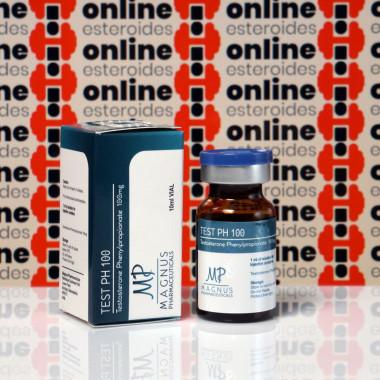 Test PH100 100 mg Magnus Pharmaceuticals