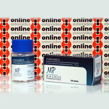 Turinabol 10 mg Magnus Pharmaceuticals